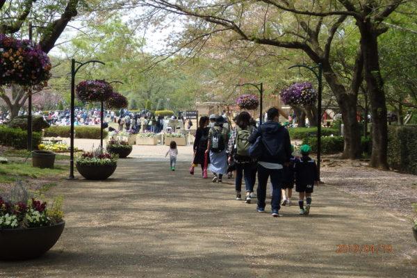 春の遠足・園外保育